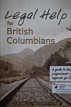 Legal Help for British Columbians. 2nd…