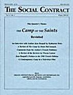 The social contract, vol. V, no. 2, Winter…