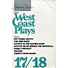 West Coast Plays, 17/18 by Robert Hurwitt