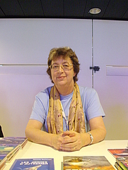 Author photo. By Harmonia Amanda - Own work, CC BY-SA 3.0, <a href=&quot;https://commons.wikimedia.org/w/index.php?curid=17384721&quot; rel=&quot;nofollow&quot; target=&quot;_top&quot;>https://commons.wikimedia.org/w/index.php?curid=17384721</a>