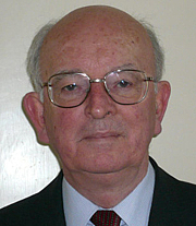"""Author photo. Robert Price, author of """"Scotland's Golf Courses"""""""