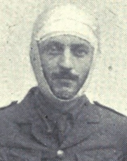 Author photo. Image from <b><i>Wounded and a prisoner of war</i></b> (1916) by Malcolm Vivian Hay