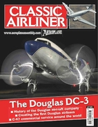 Douglas DC-3 Classic Airliner by Tim…