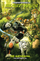 Transformers: Beast Wars: The Gathering by…