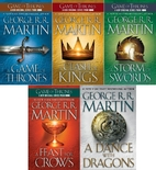 A Song of Ice and Fire 1-5: A Game of…
