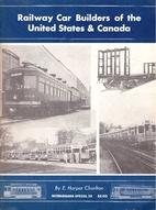 Interurbans Special 24: Railway Car Builders…