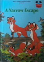 The Fox and the Hound: A Narrow Escape by…