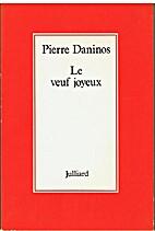 Le veuf joyeux by Pierre Daninos