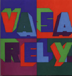Vasarely III by Victor Vasarely