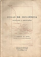 Zonas de influência. Latitudes e…