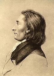 Author photo. Johann Joseph Schmeller (1825)