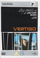 Vertigo [1958 film] by Alfred Hitchcock