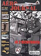 Aéro Journal 34 : JG 2 Richthofen