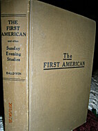 The first American and other Sunday evening…