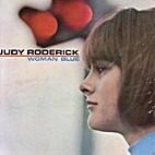 Woman blue by Judy Roderick
