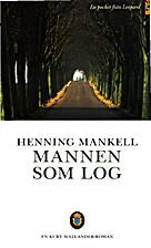 Mannen som log by Henning Mankell