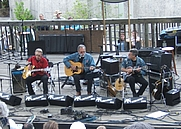Author photo. Hot Tuna at Merlfest, 2006 <br>(Wikipedia)