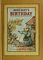 Miss Suzy's birthday by Miriam Young