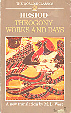 Theogony / Works and Days by Hesiod