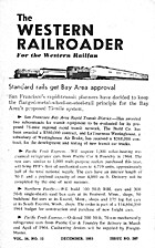 The Western Railroader, Vol. 26, No. 12:…