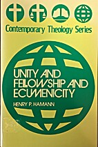 Contemporary Theology Series: Unity and…