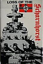 Loss of the Scharnhorst ([The Warship…
