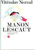 Manon Lescaut by Vítězslav Nezval