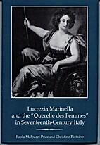Lucrezia Marinella and the 'Querelle des…