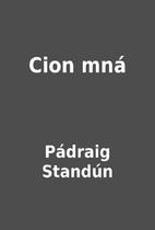 Cion mná by Pádraig Standún