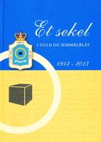 Et sekel i guld og himmelblåt by Jens…