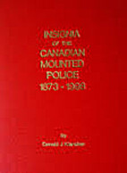 Insignia of the Canadian Mounted Police…
