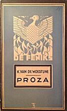Proza by Karel Van de Woestijne