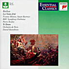 Les Nuits d'ete Op.7 by Berlioz