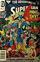 Adventures of Superman #488 by Jerry Ordway