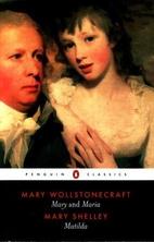 Mathilda by Mary Shelley