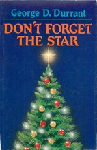 This Christmas I hope you don't forget…