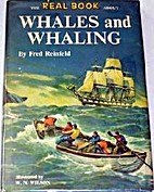 The Real Book about Whales and Whaling by…