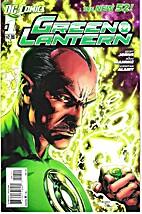 Green Lantern (2011) by DC Comics