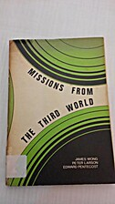 MISSIONS FROM THE THIRD WORLD:A WORLD SURVEY…