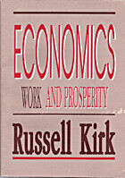 Economics: Work and Prosperity in Christian…