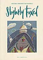 Slightly Foxed 5: A Hare's Breadth by Gail…