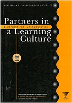 Partners in a learning culture : blueprint…