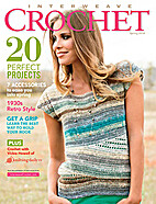 Interweave Crochet Spring 2014 by Marcy…