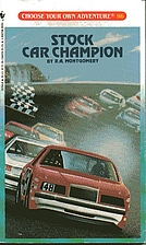 Stock Car Champion by R. A. Montgomery