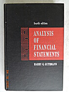 Analysis of financial statements by Harry…
