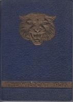 The Wildcat 1936 : Yearbook of Springfield…