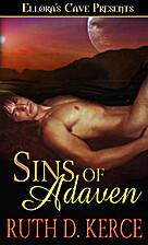 Sins of Adaven by Ruth D. Kerce