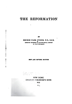 The Reformation by George Park Fisher