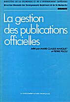 Gestion des publications officielles by…