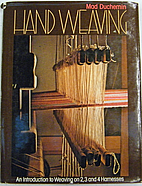 Hand Weaving: An Introduction to Weaving on…